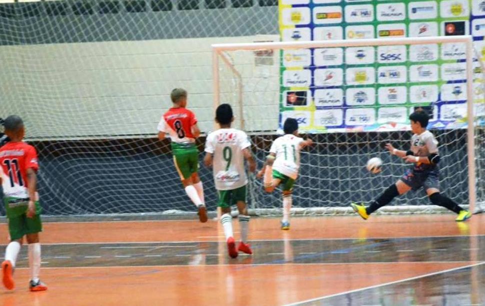 Copa do Brasil de Futsal - Divulgação