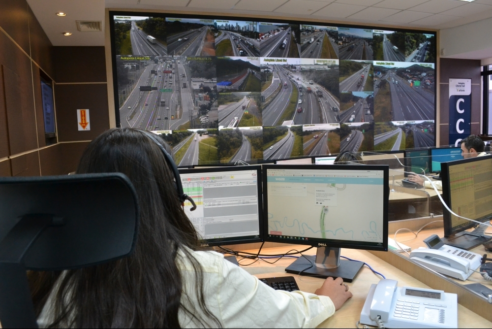 Operadores do ALS vão interagir com o aplicativo Waze - Divulgação/ND