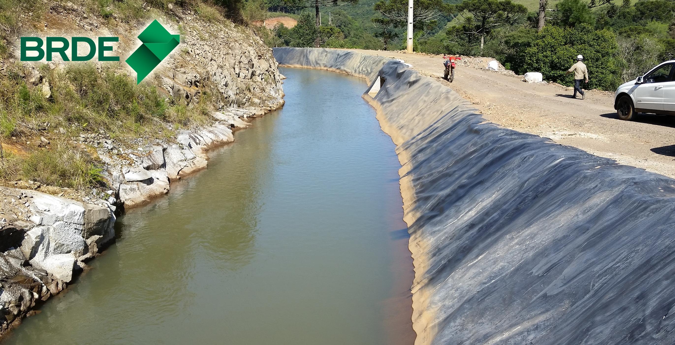 PCH Pito é mais um exemplo de sucesso neste desafio sustentável, em Campos Novos/SC - Divulgação/Pinhal SA