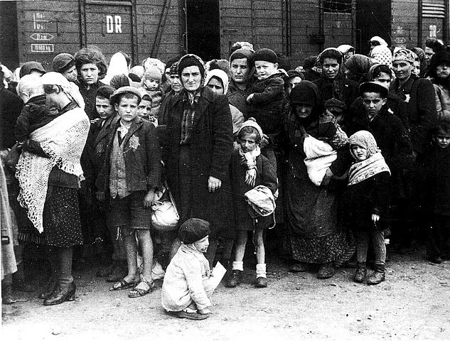 Sem saber o que ocorria, milhões de judeus foram mandados para a morte - Divulgação/ND