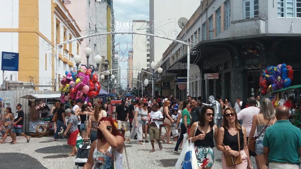 Lojas investem em atrativos para os clientes - Dariele Gomes/ND