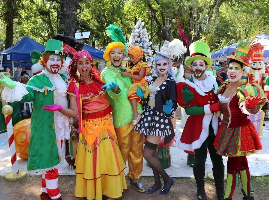 Espetáculo Auto de Natal Folias Brasileiras será apresentado em São José - Divulgação