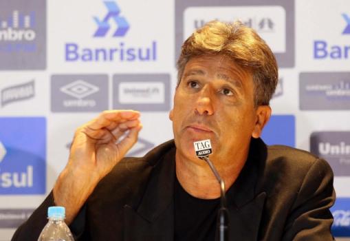 Renato Gaúcho: sonho do Corinthians – Foto: RODRIGO RODRIGUES/GREMIO FBPA