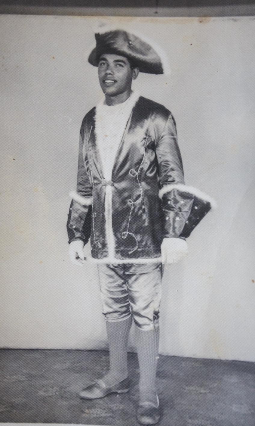 Armandinho Gonzaga, ex-presidente da Copa Lord - Arquivo Pessoal/ND