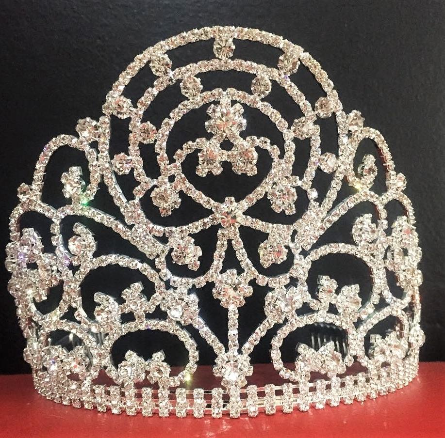 coroa da miss SC Be Emotion 2018 - DIVULGAÇÃO/ND