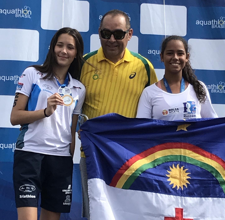Sofia Gelati foi vice na Youth, com 15 anos, - Divulgação/ND