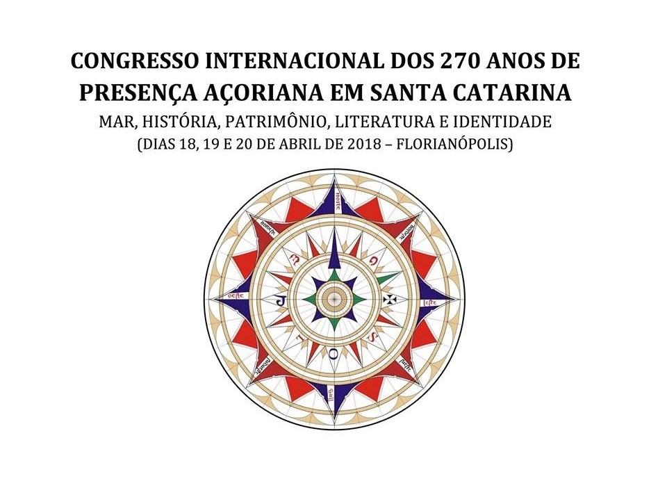 Congresso Internacional dos 270 Anos da Presença Açoriana em SC - REPRODUÇÃO FACEBOOK/DIVULGAÇÃO/ND