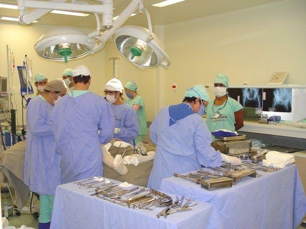 Santa Catarina é referência na realização de transplante - Paulo Goethe/SES/Divulgação