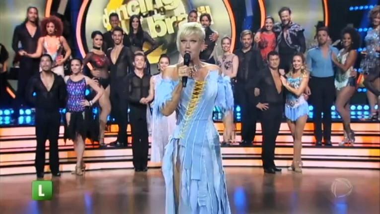 Dancing Brasil 3 - REPRODUÇÃO TV RECORD/DIVULGAÇÃO/ND