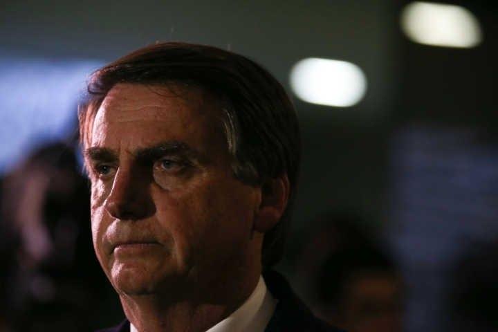 Jair Bolsonaro - Fábio Rodrigues Pozzebom/Agência Brasil/Fotos Públicas