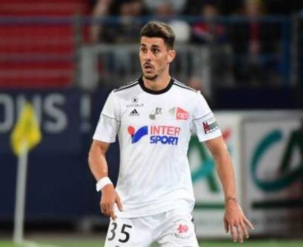 Veja imagens de Danilo Avelar pelo Amiens - (Foto: Divulgação / Amiens SC)