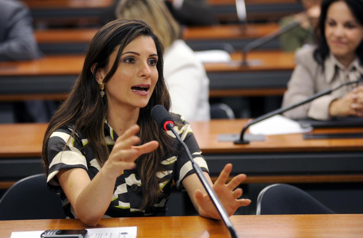Romanna Remor é ex-deputada federal – Leonardo Prado/Câmara/ND