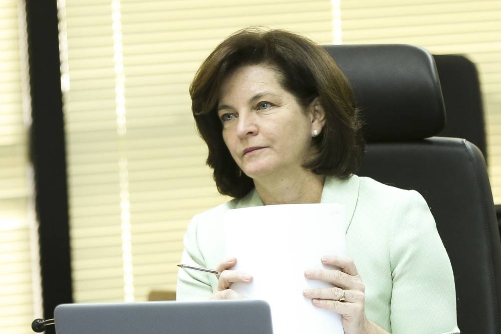 Raquel Dodge - Marcelo Camargo/Agência Brasil