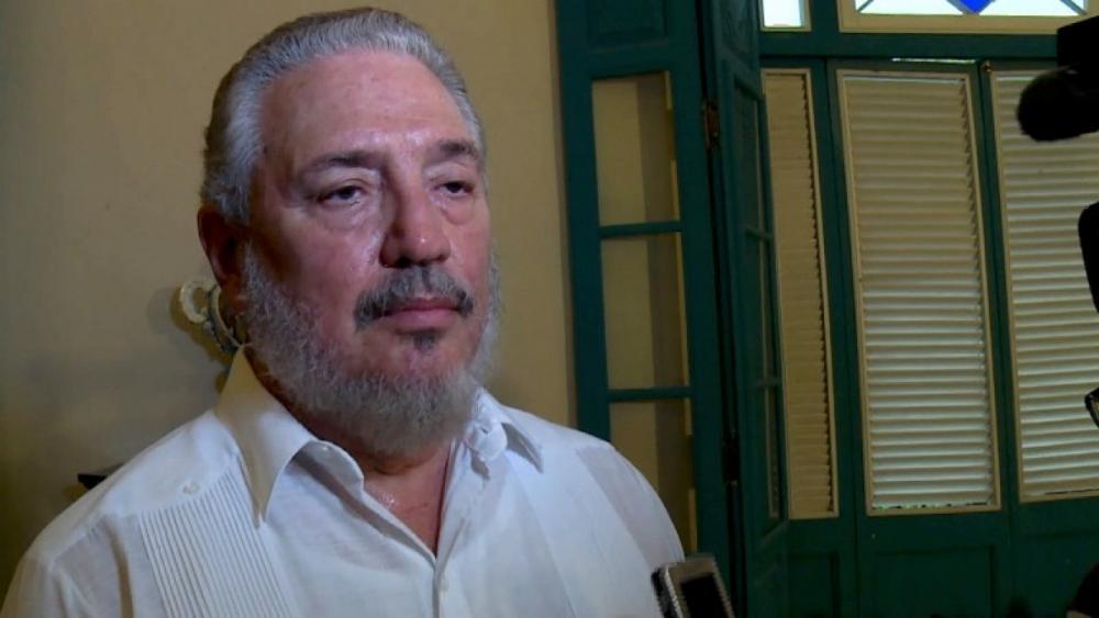 Fidel Castro Díaz-Balart cometeu suicídio - ADALBERTO ROQUE/AFP