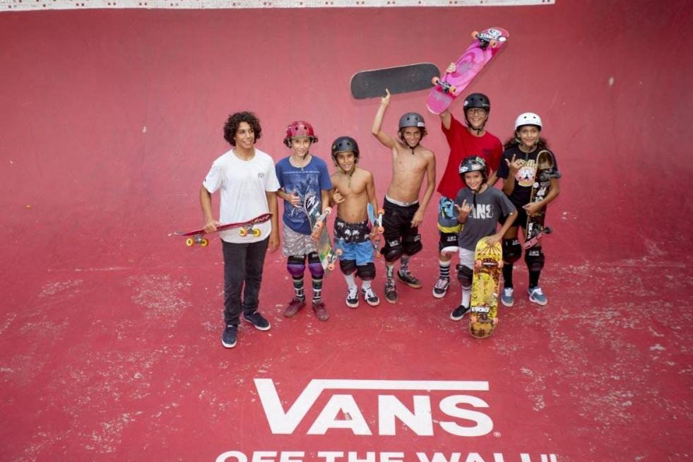 Pista de skate no Rio Tavares - Hi Adventure - Flávio Tin/ND