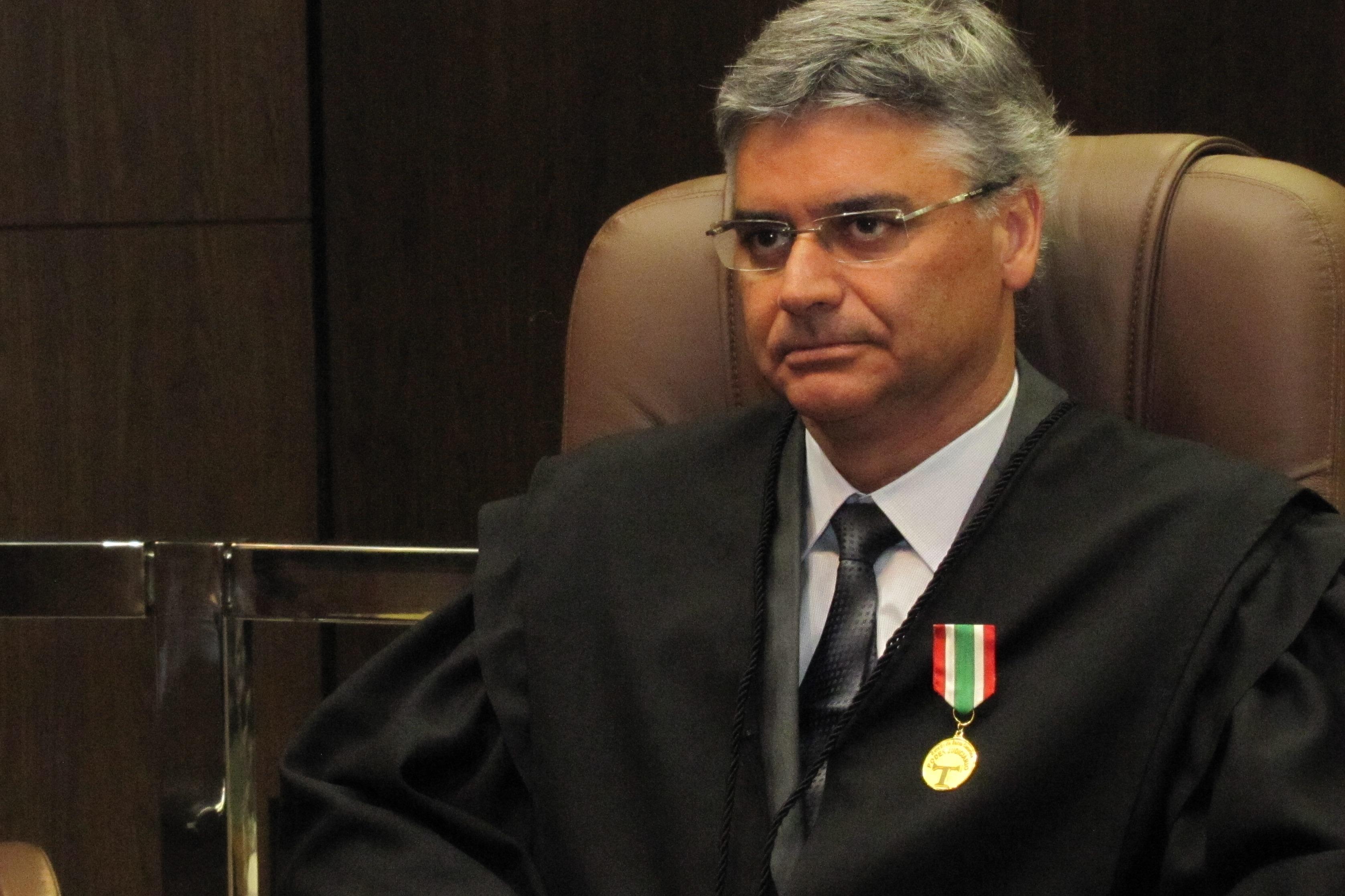 Rodrigo Collaço, novo presidente do TJ-SC - Divulgação/ND