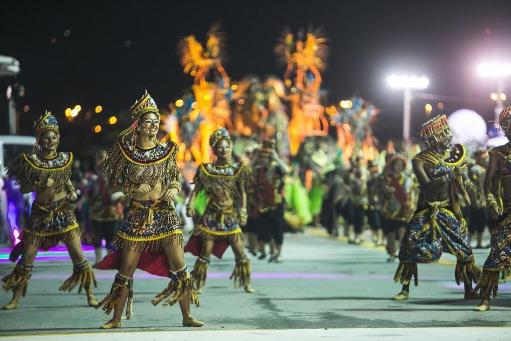 Dascuia homenageou a origem do samba na África e no Rio de Janeiro e a história de Altamiro José dos Anjos, o Seu Dascuia - Daniel Queiroz/ND