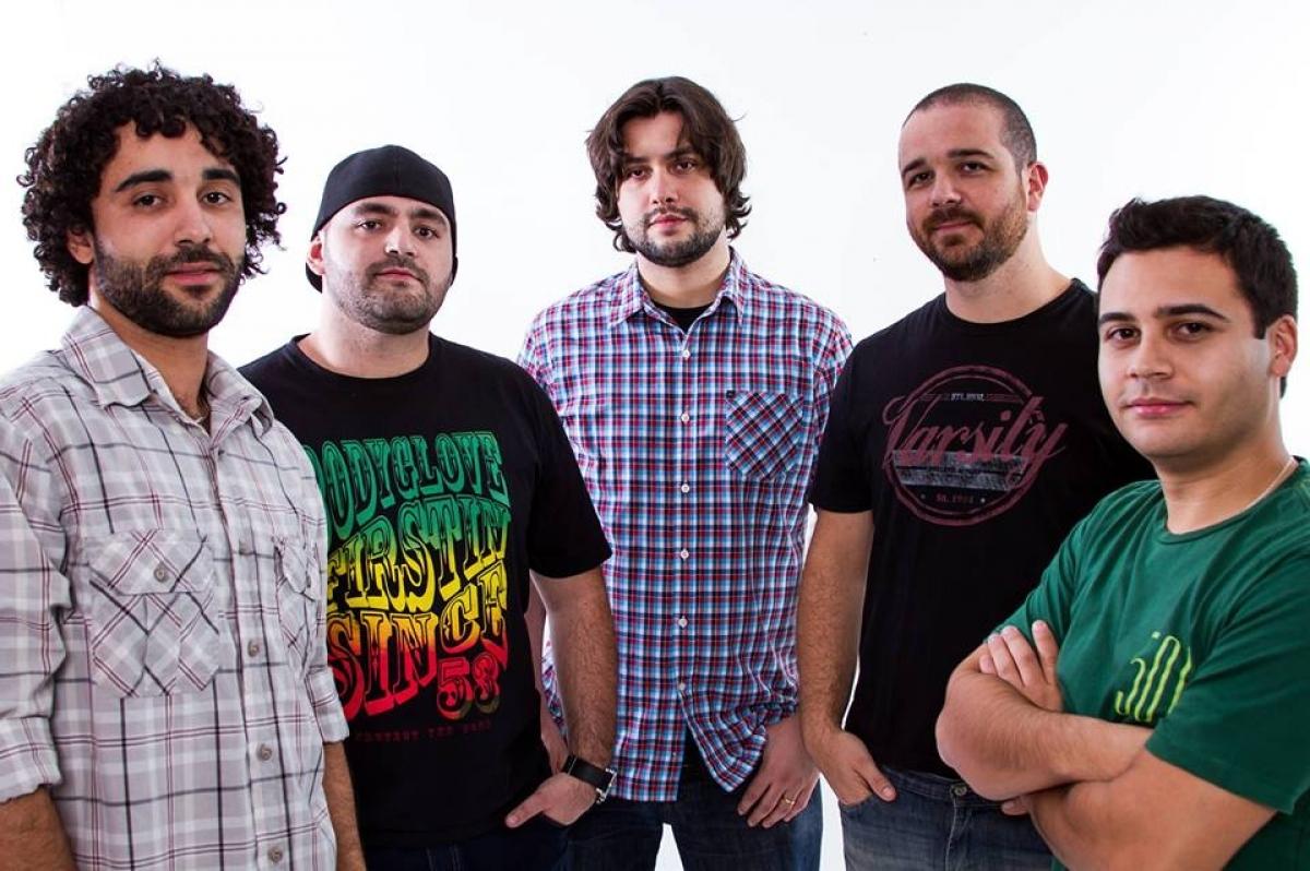 A banda paulista Maneva se apresenta no sábado, no P12 - Divulgação/ND