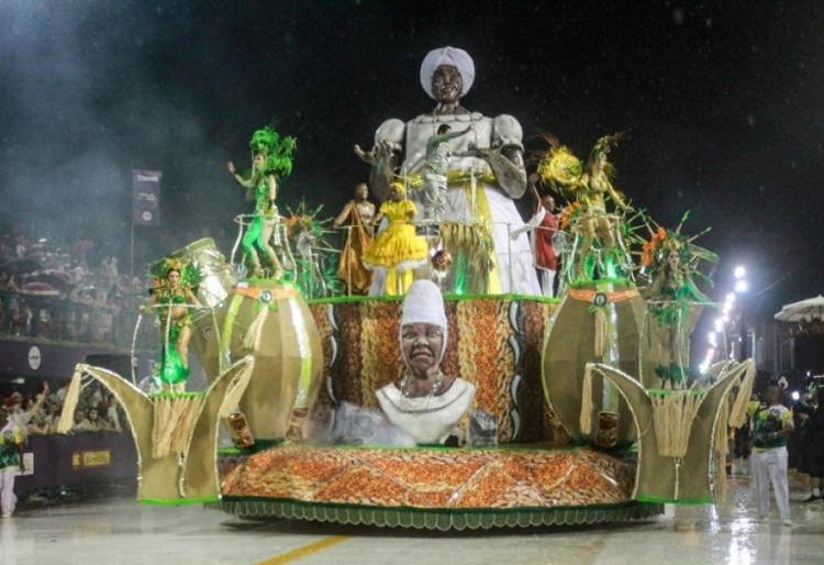 Embaixada Copa Lord no Carnaval 2018 - Maco Santiago/ND