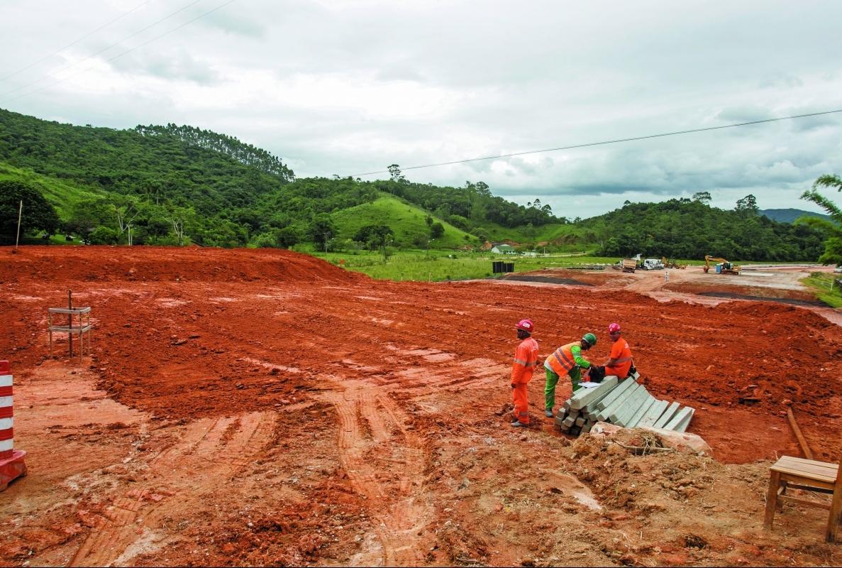 Para aproveitar o potencial gerado pelo Contorno Viário, a prefeitura busca ampliar de três para quatro os acessos à rodovia - Marco Santiago/ND