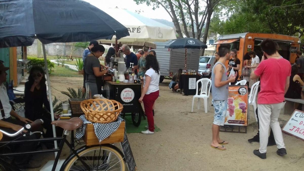 A feira de gastronomia Ilha Veg está em sua 8ª edição - Divulgação/ND