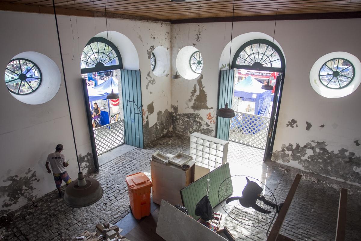 6de1018ad2 Recuperação de espaços tradicionais aumentará opções culturais no Centro de  Florianópolis