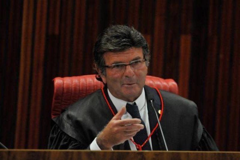 Ministro Luiz Fux, presidente do STF – Foto: Fabio Rodrigues Pozzebom/Agência Brasil/ND