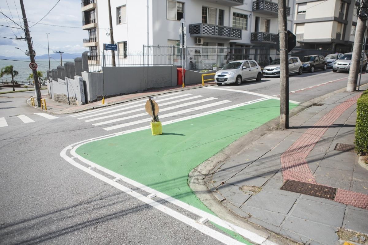 Projeto da prefeitura busca humanizar a cidade e estimular os deslocamentos a pé - Daniel Queiroz/ND