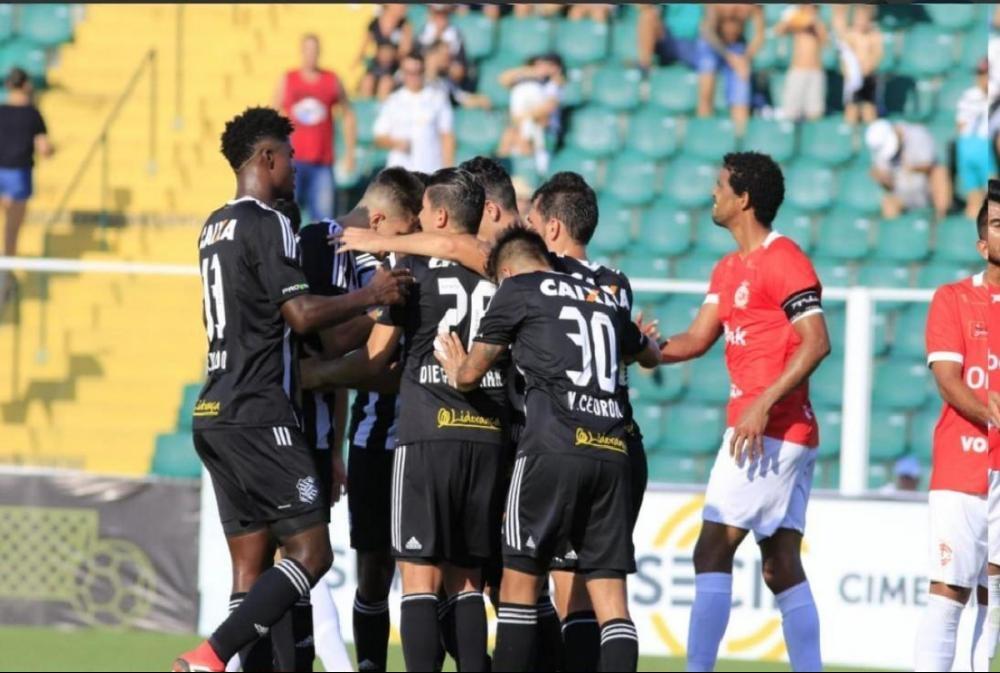 Gol de Renan Mota garantiu a vitória do Alvinegro - Luiz Henrique/Figueirense FC/ND