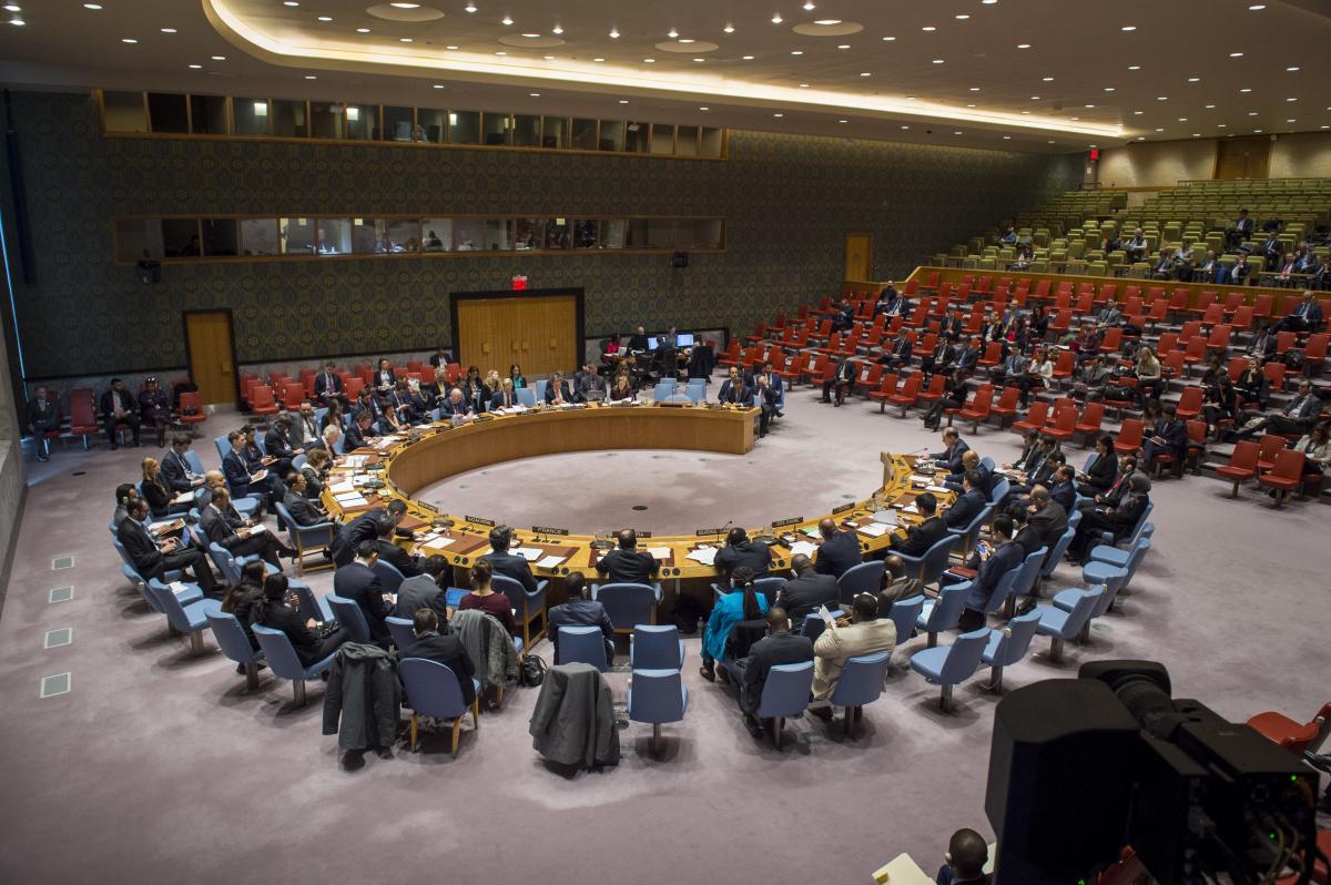 O Itamaraty corrigiu um descuido que levou o país a ficar fora do Conselho de Segurança até 2033 - UN Photo/Loey Felipe/Divulgação/ND