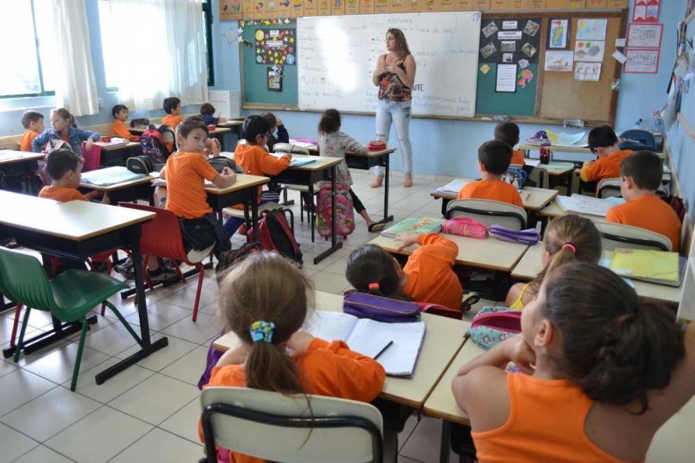 Escola Adotiva Liberato Valentim completa 26 anos esta semana - PMF/Divulgação/ND