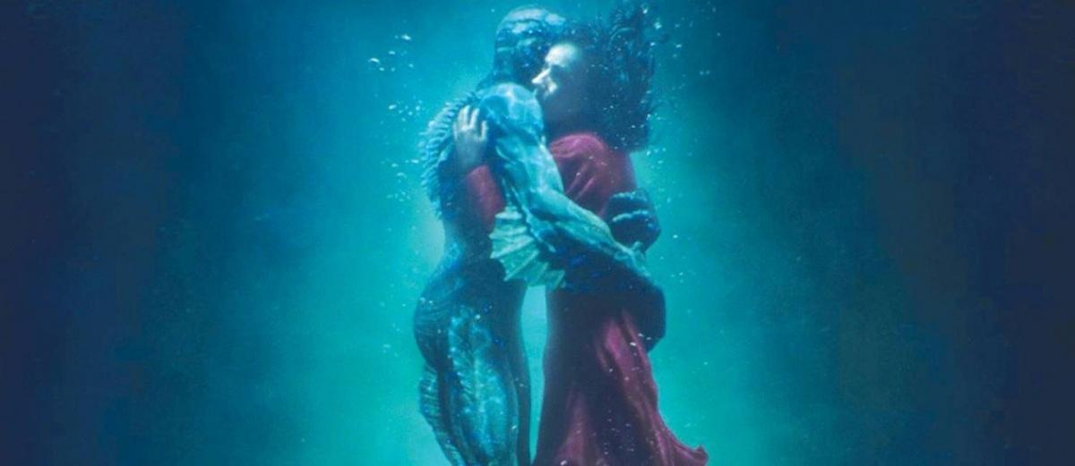 A Forma da Água ganhou o Oscar de melhor filme - Divulgação/ND