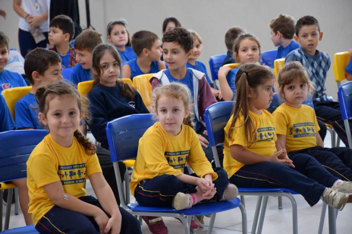 Escola Sesc em Itajaí - Arquivo/Sesc/SC/Divulgação/ND