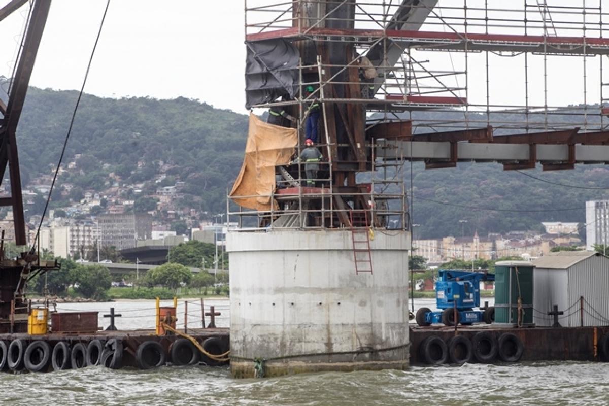 ponte Hercílio Luz - Marco Santiago/ND