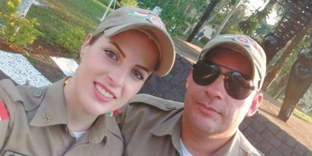 Sargento PM catarinense baleado em Natal, RN, conta como os bandidos agiram - Divulgação/ND