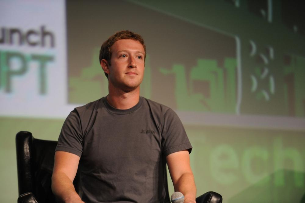 Mark Zuckerberg - Divulgação/ND