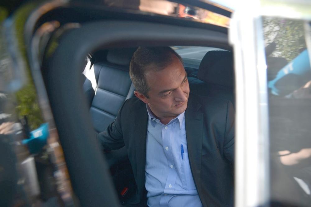 O empresário Joesley Batista ficou em silêncio durante depoimento na Polícia Federal, nesta quinta - Rovena Rosa/Agência Brasil/Divulgação/ND