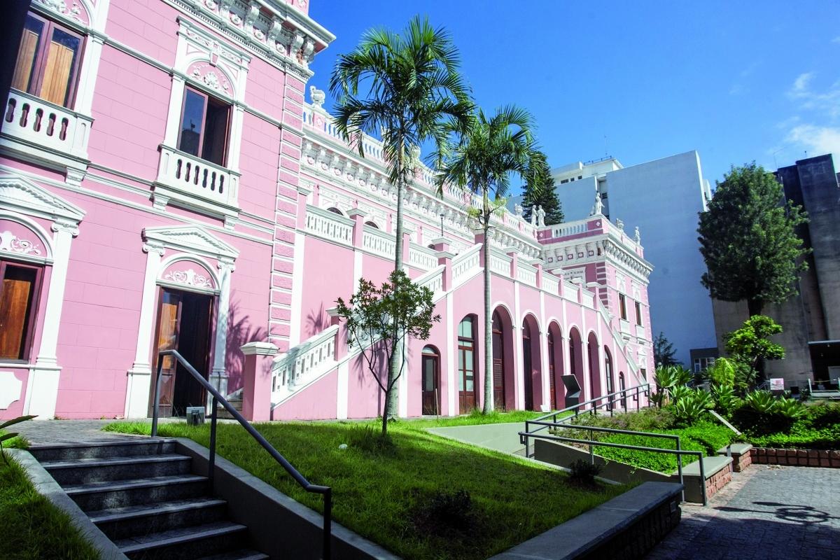 5de66d0400 Museu Histórico de Santa Catarina está fechado para obras na parte elétrica  e pintura. Restauração