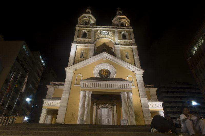 Em sétimo lugar no da Reviewr está a Catedral Metropolitana. - Flávio Tin/ND