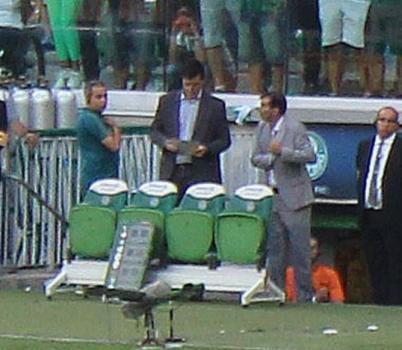 Palmeiras x Corinthians - Reprodução