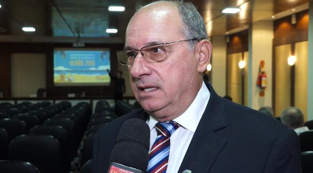 Bruno Breithaupt, presidente da Fecomércio SC