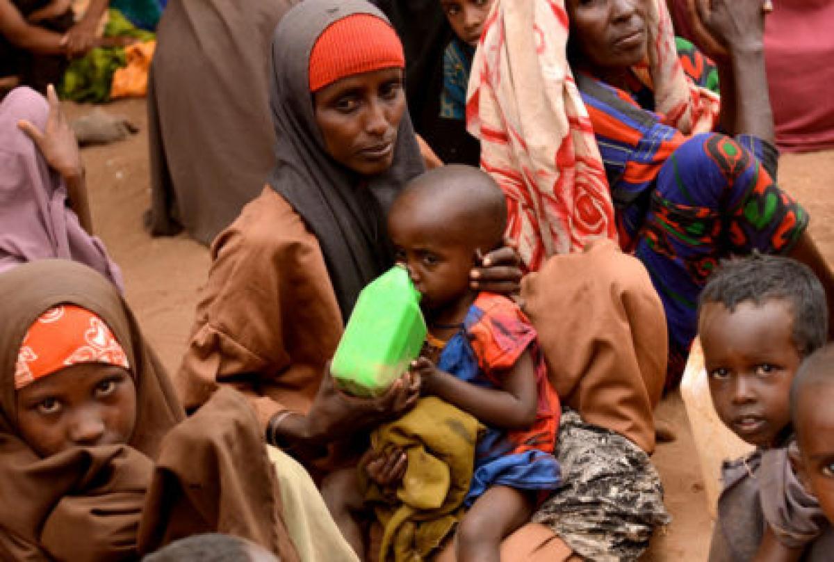 É preciso combater a fome na África para impedir novo fluxo de refugiados, afirma o diretor de um programa da ONU, David Beasley - ONU Brasil/Divulgação/ND