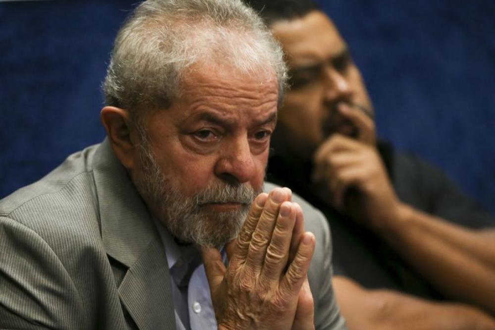 Lula foi condenado em janeiro pela segunda instância da Justiça Federal a 12 anos e um mês de prisão - Marcelo Camargo/Agência Brasil