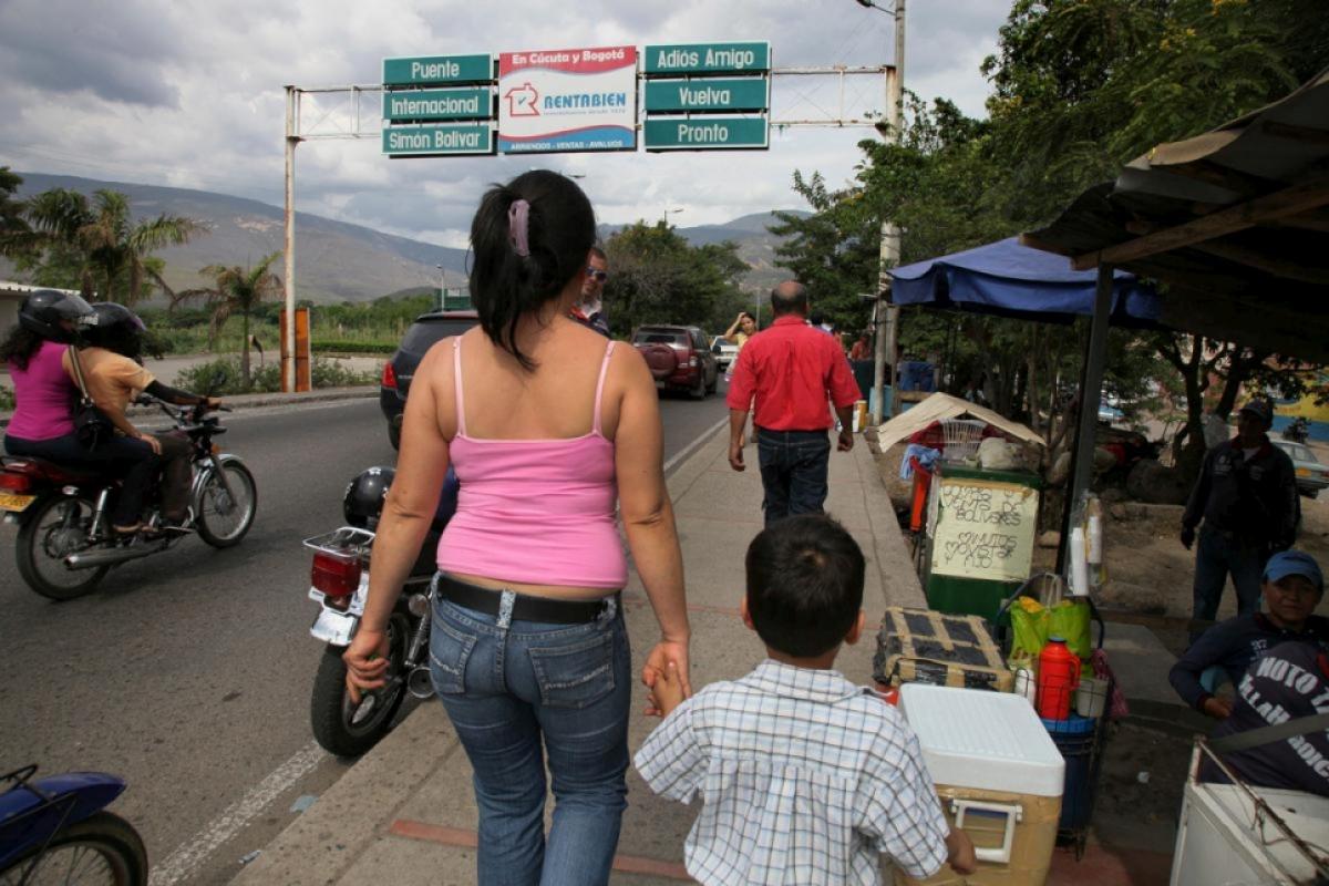 A estimativa é que, desde 2015, 52 mil venezuelanos tenham entrado no Brasil - UNHCR/Boris Heger/Nações Unidas