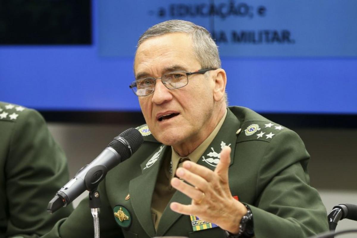 Principal manifestação foi feita pelo chefe do Exército, Eduardo Villas Bôas via Twitter - Marcelo Camargo/EBC