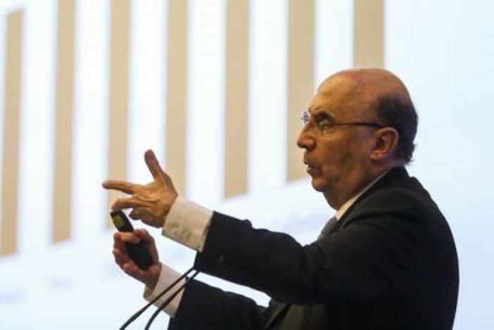 Ministro da Fazenda, Henrique Meirelles - Agência Brasil/Divulgação