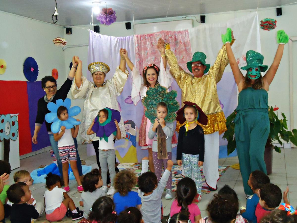 Semana Municipal do Livro Infantil terá apresentações teatrais - PRF/Divulgação/ND