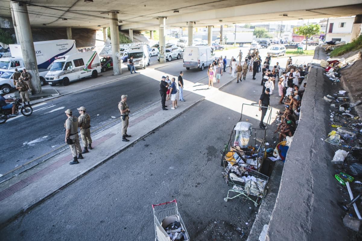 Grávidas e pessoas com problemas de saúde foram encaminhadas a unidades para atendimento - Daniel Queiroz/ND