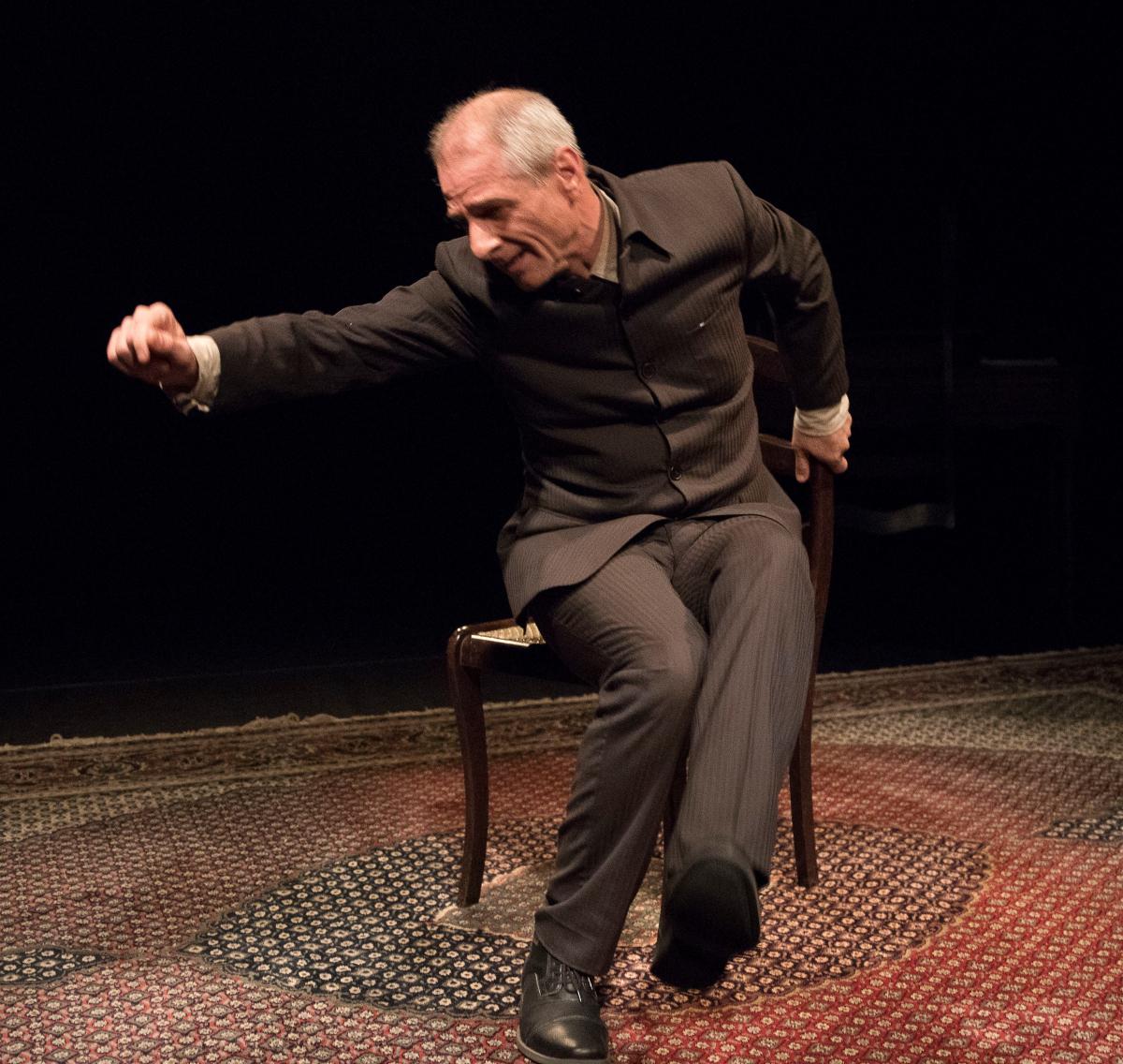 Com quase 40 anos de carreira, Ney Piacentini começou a atuar como ator em SC - João Maria Silva Jr./Divulgação/ND