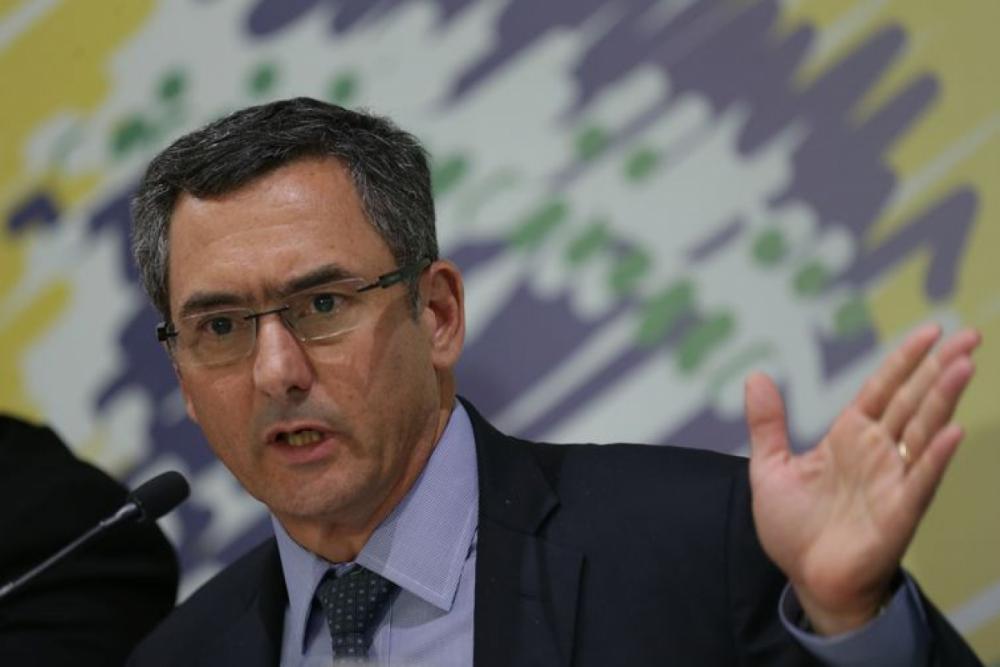 O ministro da Fazenda Eduardo Guardia - Fabio Rodrigues Pozzebom/Agência Brasil/Divulgação/ND